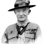 Was sind Pfadfinder? Baden-Powell war der Gründer der Pfadfinderbewegung.